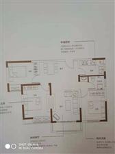 昌鼎润苑3室 2厅 1卫79万元