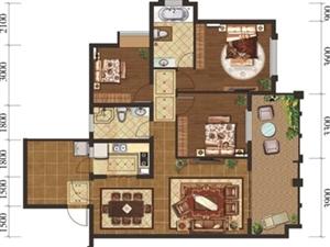 御景湾二期一手房3室 2厅 2卫65万元