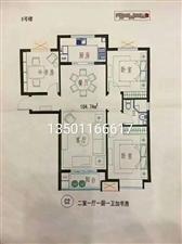 期房西苑华庭3室 2厅 1卫91万元