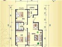 汇丰家园2室 2厅 1卫115万元