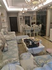 东麓国际简欧豪装3室 88万元拎包入住