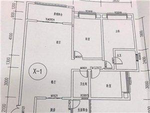 观澜湖3室 2厅 2卫81.5万元