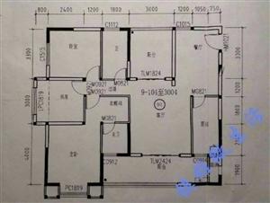 九天慧都龙城4室 2厅 2卫69万元