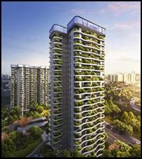 成都第一个第四代住宅超高赠送+空中花园