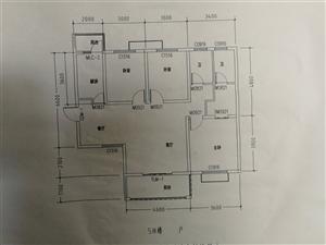 明发城市广场商品房3室 2厅 2卫62万元