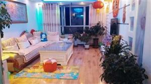 明珠花园2室 2厅 1卫93平米5楼精装地暖房