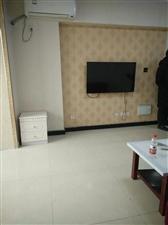 七厂十字 咸阳国际财富中心简装1室出售拎包入住