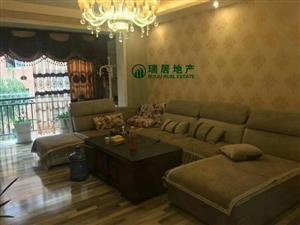 龙腾锦城3室 131平米5楼黄金楼层全新刚装房子