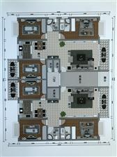 亿康苑3室 2厅 2卫