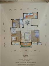 上郡新都洋房4室 2厅 2卫75.8万元
