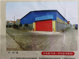 村规划的工厂用地建厂房