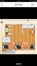 梨都华庭3室 2厅 1卫46万元