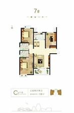 直�`新城3室 2�d 2�l185�f元