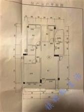 御景湾3室 2厅 2卫66万元,黄金楼层