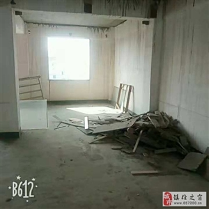 廉租房125平毛坯四房  6-7楼复试楼!