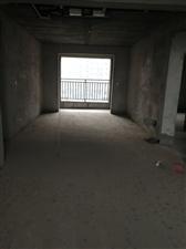 鸿杰第一城河景房三室两厅两卫毛坯可按揭
