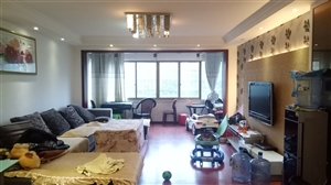 紫江花园3室2卫黄金楼层可按揭