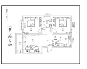 新东城2室 2厅 1卫58万元