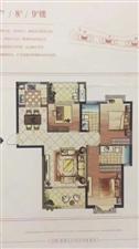 学府一号3室 2厅 2卫80万元