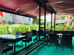 龙城华府临街门市300平餐馆低价急转