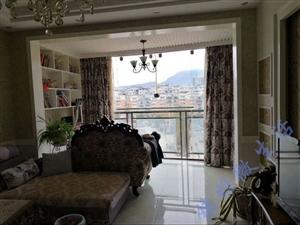 龙腾锦城3室 2厅 2卫85万元房子精装修,户型方