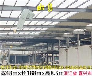 收售全国二手钢结构厂房,行车房