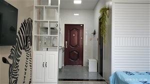 群星莱骊小区1室 公寓短租