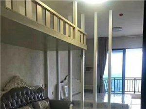 碧桂园二期单身公寓1室 1厅 1卫36万元