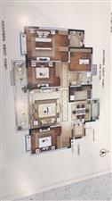 中南雅苑4室2厅 2卫101万一手房可贷款150平