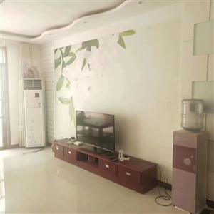 学区房,旗城家园1楼,精装三居,133平+车库
