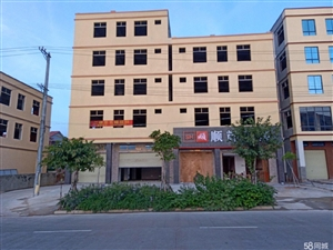 新楼房整栋出租2-5层任选,可做办公楼、商铺、厂房