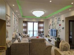 万象君汇附近98平米,3室1厅1厨1卫,全新豪华装