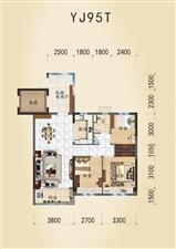 碧桂园紫金庄园3室 2厅 2卫72万元