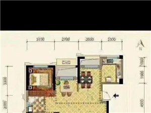 万锦新城一期3室 2厅 2卫