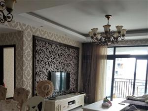 玫瑰湾小区三室两厅1900一个月拎包入住