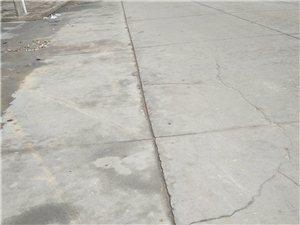 城西桃√园小区地基,可做铺面 123万 西面发生须尽欢展区域