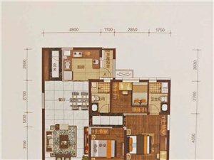 东方城市花园2室 2厅 1卫53万元