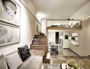 可租可售 临街公寓 1室 1厅 1卫30万元