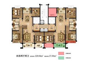 上海花园4室 2厅 2卫70万元