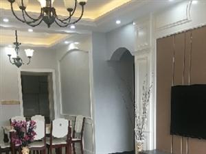 置屋源房产:甩卖三天翰林福邸3室2卫精装学区房全齐