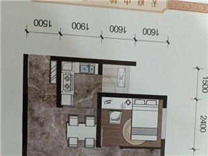 九溪公园里2室 2厅 1卫53万元