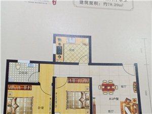 盛世景城2室 2厅 1卫58万元