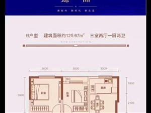 彬城壹号2室 2厅 1卫44万元