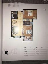 香槟怡园2室 2厅 1卫55万元