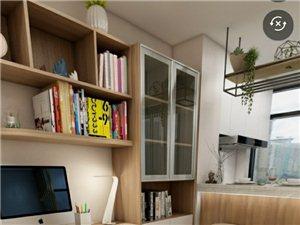 学府商街小区豪华公寓仅此一套1室1600元/月