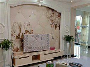 御景湾精装三室出租租金便宜带家具家电。