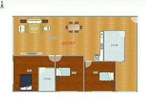 彩云大厦3室 2厅 2卫面议
