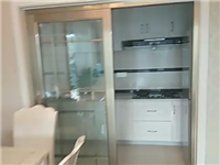 翰林福邸2室 精装送两个阳台带家具家电拎包入住