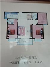 东关家园三室两厅两卫60万