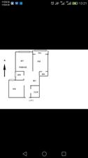 龙安华府2室 2厅 1卫53万元